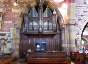 William Hill Organ