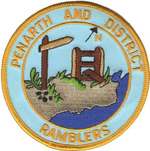 Penarth and District Ramblers Badge