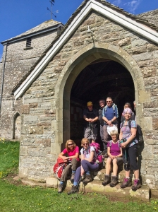 Group at St Stephen's Church