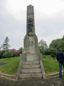 The War Memorial Alexandra Park