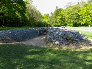 Parc le Broes Burial Chamber