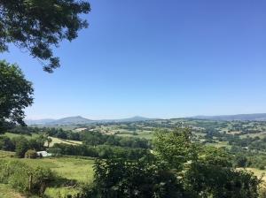 Views from Graig Syffyrddin