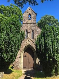 Llanfair Cilgoed Church