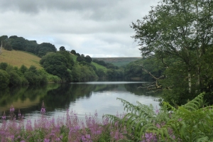 Lower Lliw reservoir