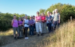 Group at Lavernock Nature Reserve