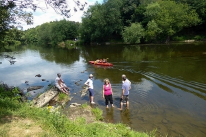 Paddle in the Wye