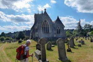 Church at Llowes
