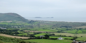 Rhossili Down and Worm's Head