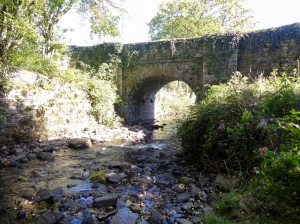 Bridge over the Nant Muchudd