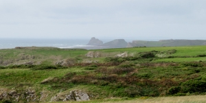 Worm's Head and Rhossili