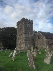 St Peter's Church Llanbedr