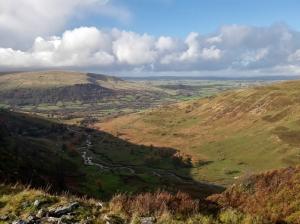 View from Craig Cwm-du