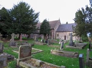 St Mary's at Marshfield