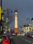 Town Clock at The Circle