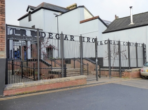 In memory of Tredegar Iron and Coal Co