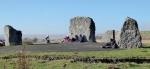 Aneurin Bevan Memorial Stones