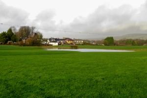 crossing fields to a48