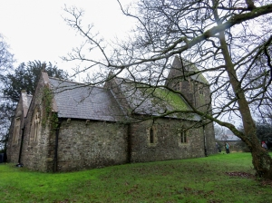 st bleddian's church