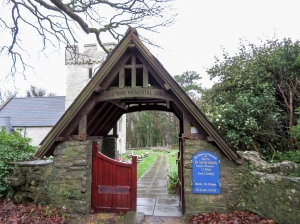 lych gate of st curigs