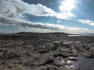 Overlooking Sully Island