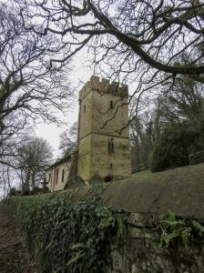 Church of St Illtyd Oxwich