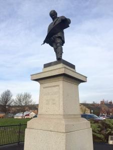 Memorial to David Davies