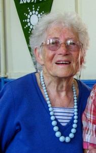 'Auntie' Mina in 2010