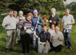 Group at Michaelston 19.9.1993