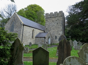 St Illtyd's Church Ilston