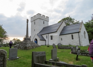 St Curig's Church