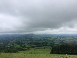 View from Edmund's Tump