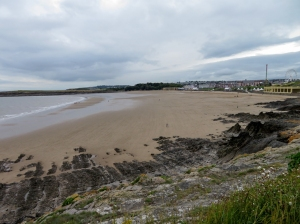 Whitmore Bay from the Clements Colley Walk