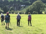 Dropping back down to Llanthony Priory