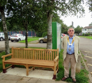 Councillor John Fanshaw