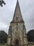 Steeple of Westbury Church