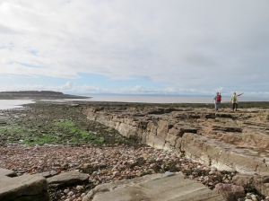 Causeway to Sully Island