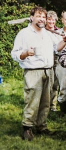 Nick Fogg in 1993