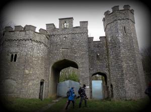 Gatehouse on Dunraven Estate