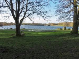 Eastern Lake at Cosmeston