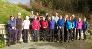 The Gang at Fontygary