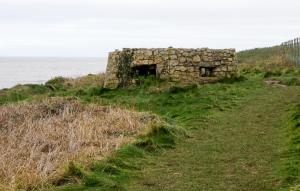 World War 2 pillbox